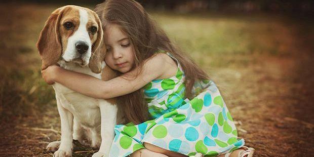 Haustiere Unterstutzen Die Entwicklung Des Kindes Wesentlich