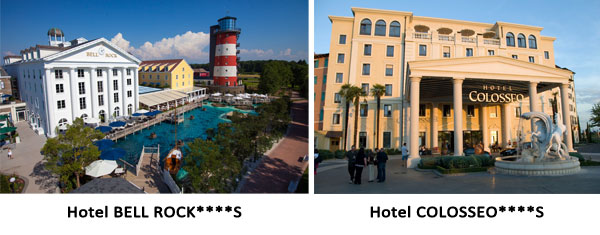 Europa-Park Hotels